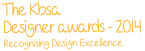 KBSA DESIGNER AWARDS – ENTRIES INCREASE OVER 2013