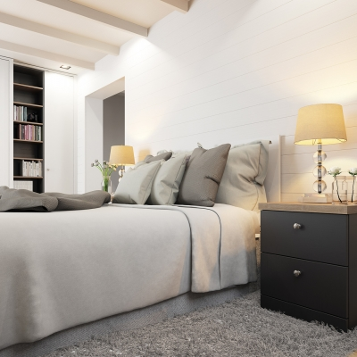 Top 5 Design Tips For Small Bedrooms