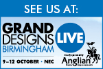 Kbsa at home with Grand Designs Live