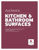 Silestone Authentic Kitchen & Bath UK 2014