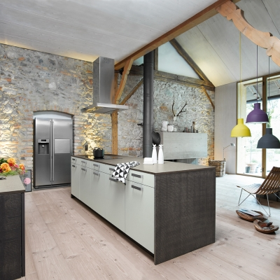 Your dream kitchen for lighter nights by Creative Interiors