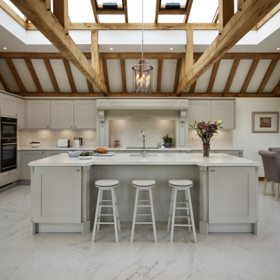 A Country Kitchen To Remember By Cambridge Kitchens And Bathrooms