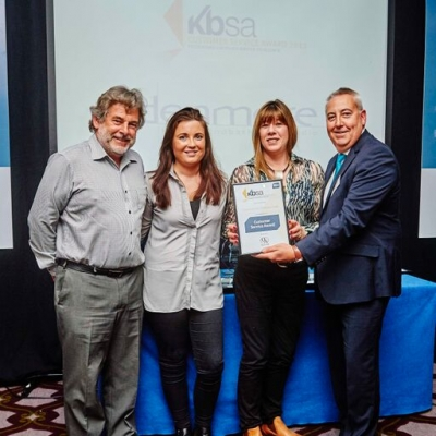 KBSA ANNOUNCE CUSTOMER EXCELLENCE AWARD WINNERS