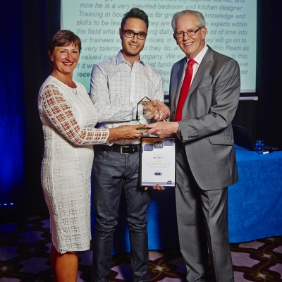 KBSA ANNOUNCE 2014 APPRENTICE AWARD WINNER