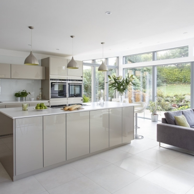 Creating An Open Plan Kitchen Kbsa