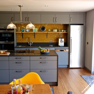 Small Kitchen Designs & Layout Ideas