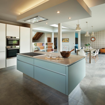 An Evolution of The Kitchen Showroom by Cambridge Kitchens