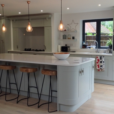 Service & Design Wins the Day in Beaconsfield - A Light & Airy Kitchen Transformation