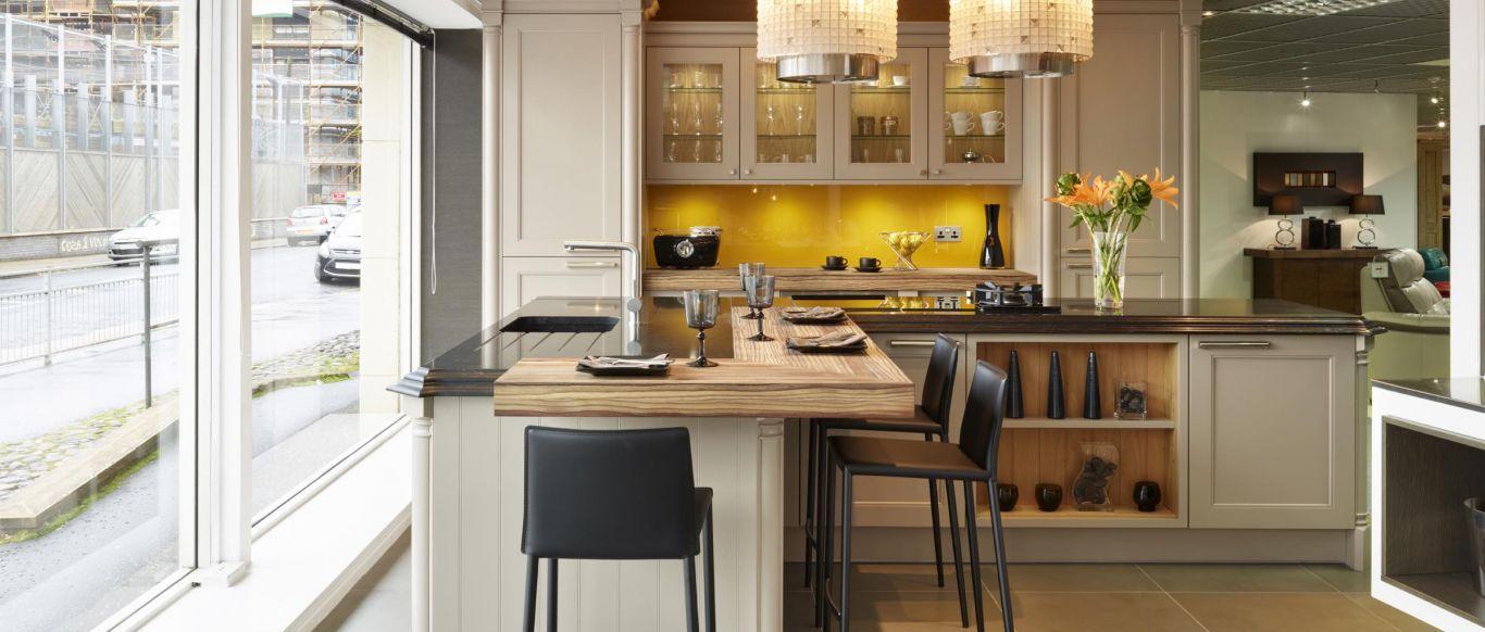 Kitchens International (Edinburgh, Fort Kinnaird) | KBSA