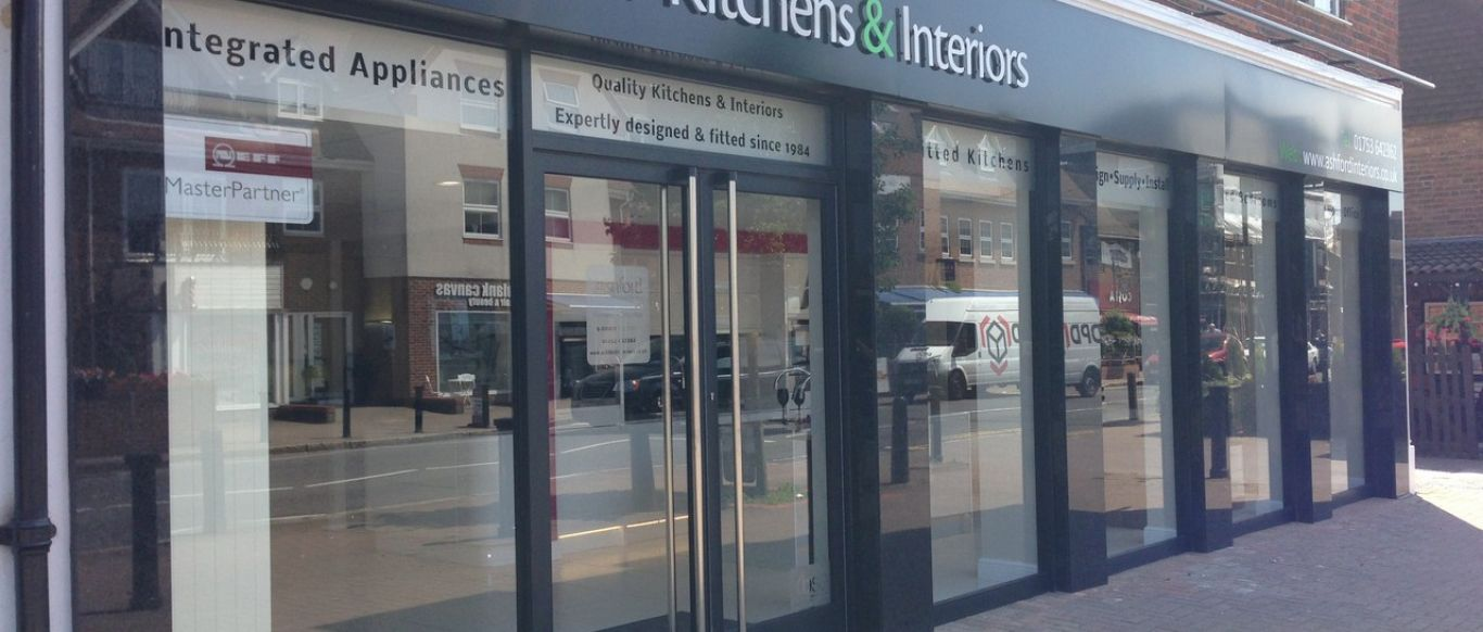 Ashford Kitchens and Interiors Ltd (Farnham Common)