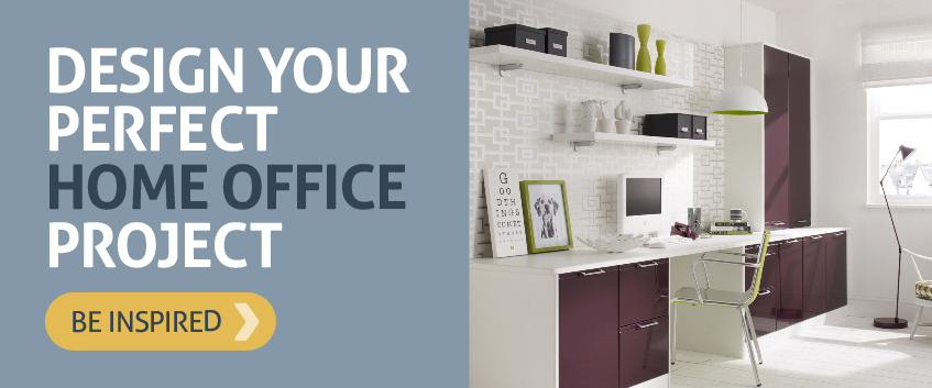 Design your perfect Home Office Project