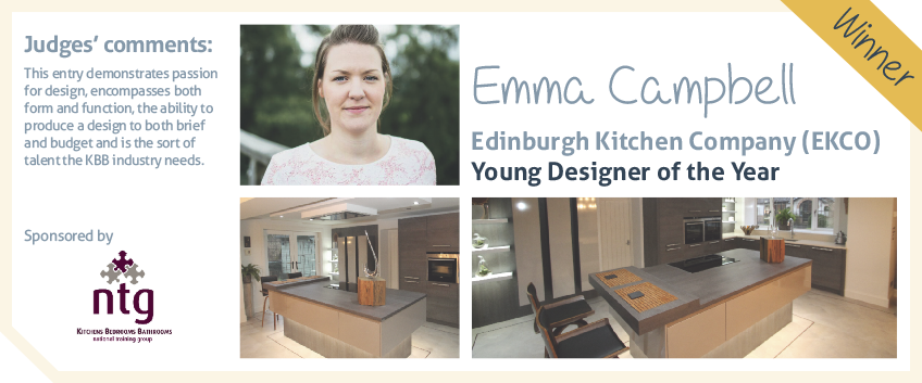 Young Designer of the year - Emma Campbell